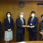 大型連休を前に日本共産党荒川区議会議員団が新型コロナ対策で第4次緊急申し入れを行いました