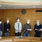 荒川区社会保障推進協議会が新コロナウィルス対策で暮らしと営業を守る要望書を荒川区に提出しました